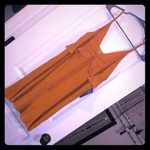 Lucy Love Yellow Dress